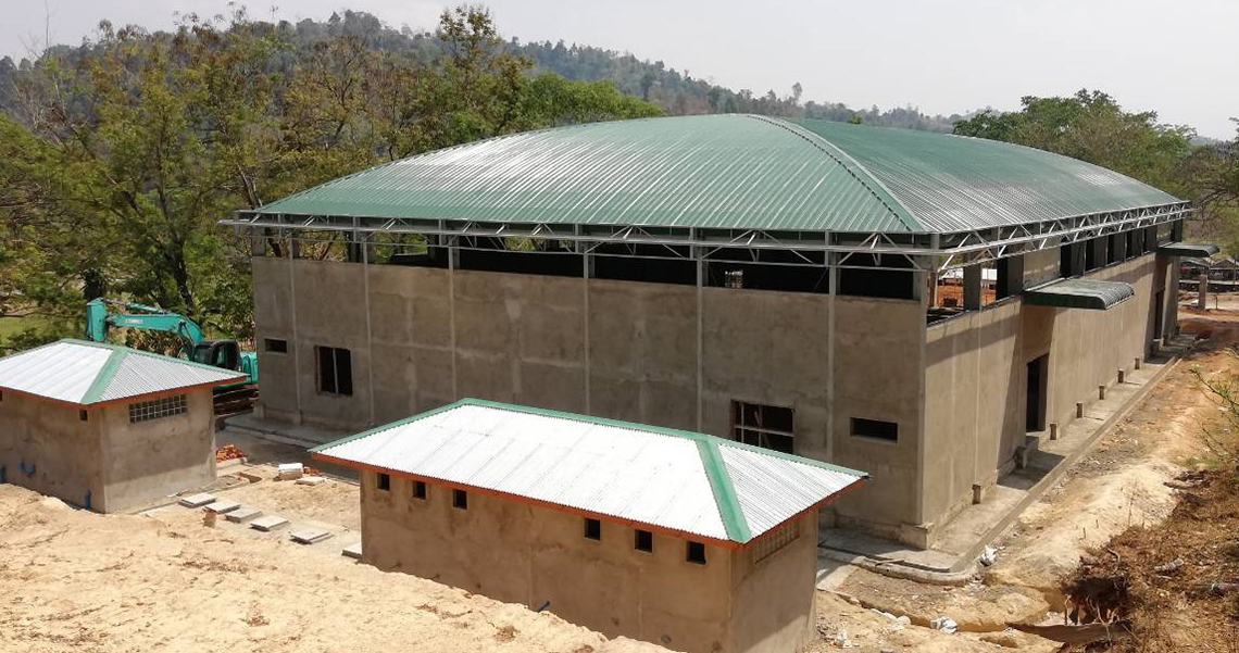 Leading steel building material supplier
